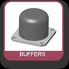 Rubber Crane Buffer