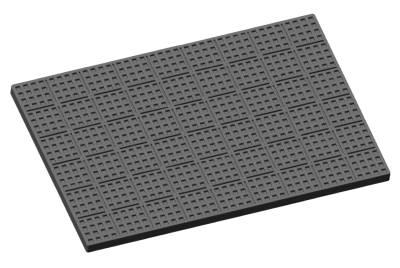 Anti-Vibration Rubber Mat